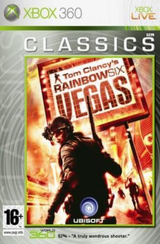 Xbox 360 - Tom Clancy's Rainbow Six Vegas (Classics) für €6,15 [@Zavvi.com]