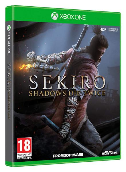 Sekiro: Shadows Die Twice (Xbox One) für 39,90€ oder 34,90€ mit Gutschein (Gamelimit)