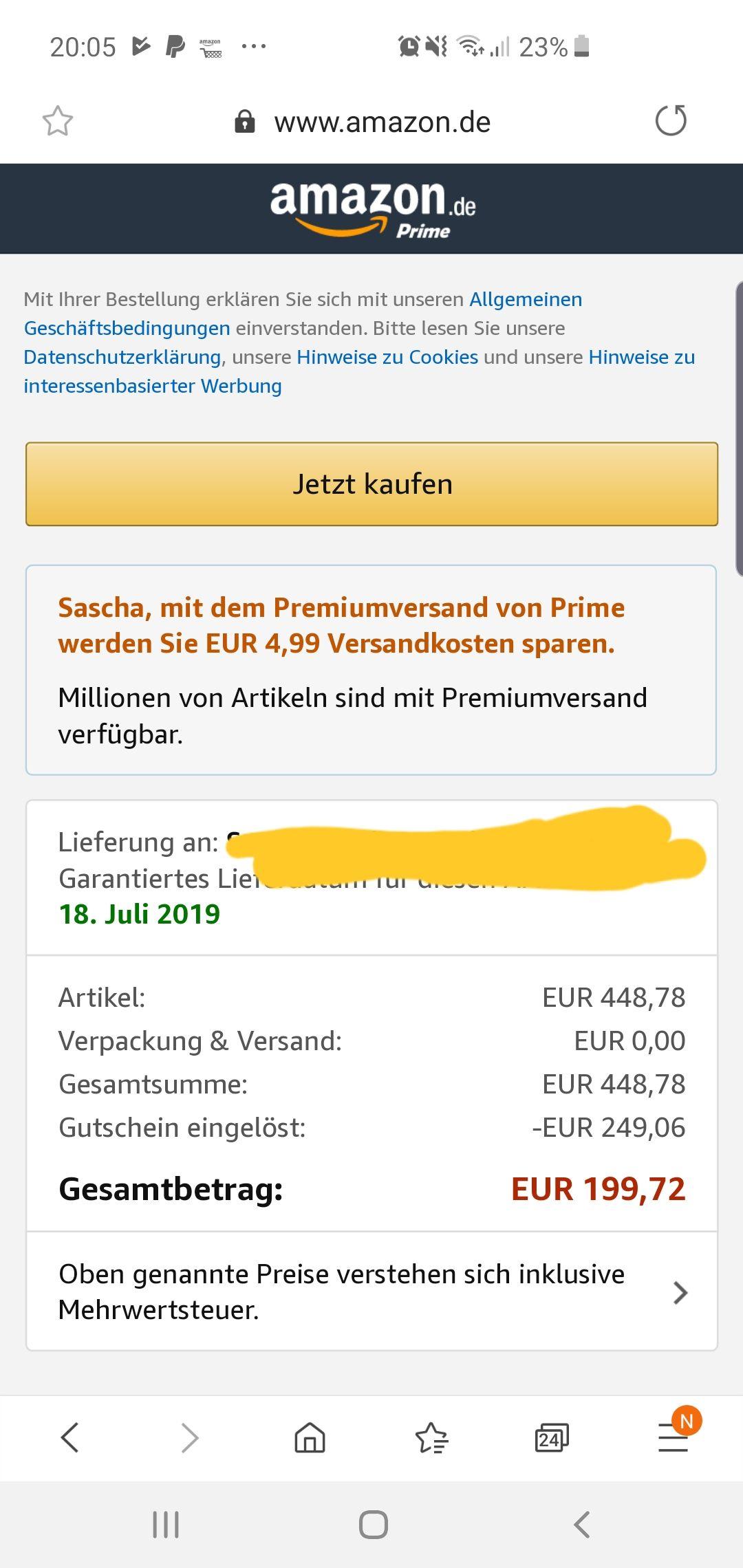 10 Blurays für 40€ Für primemitglieder!