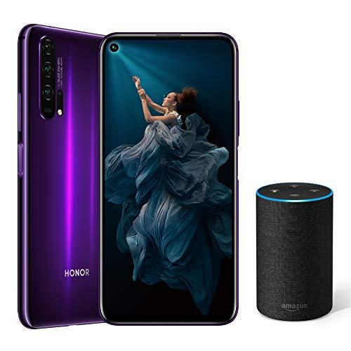 Huawei Honor 20 Pro 256 GB mit gratis  Amazon Echo (2. Gen)  [Amazon Prime Day]