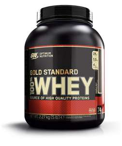 (Prime only) Optimum Nutrition Gold Whey