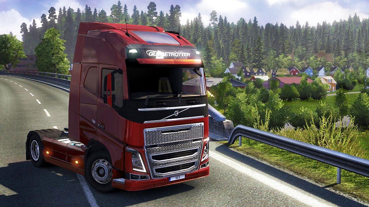 [Steam] Euro Truck Simulator ab 0,99€, Euro Truck Simulator 2 4,99€ & American Truck Simulator 4,99€