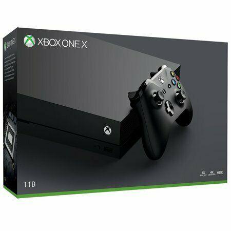 (Ebay) Microsoft Xbox One X Refurb. inkl. Versand ca. 265€