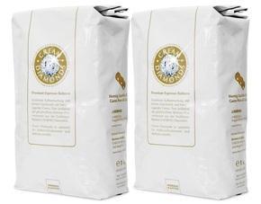 Hornig 'Cream Diamonds' Café-Espresso, 2 x 1000 g nur 25,18€ inkl. Versand