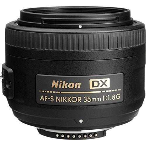 [Prime Day Angebot] Nikon AF-S DX Nikkor 35mm 1:1,8G und weitere Nikon Objektive + D500