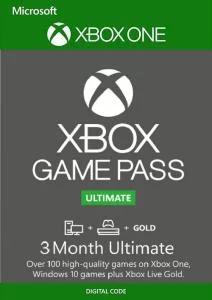 3 Monate Xbox Game Pass Ultimate (Xbox One / PC) für 12,99€ (Xbox Store)