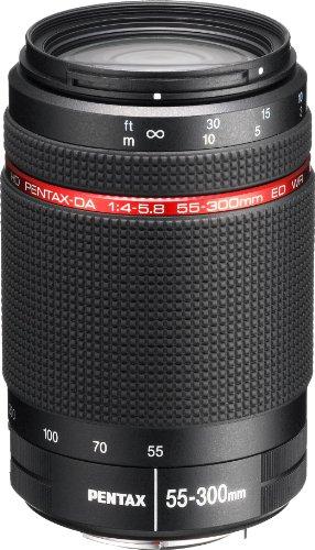 Pentax HD DA WR Objektiv (55-300 mm) K-Mount, Prime Day