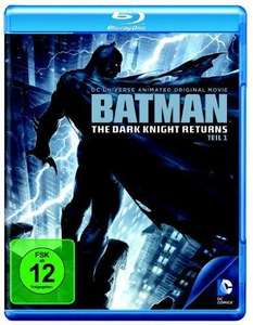 Batman: The Dark Knight Returns - Teil 1 [Blu-ray] für 7,97 € @AMAZON.DE