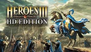 Heroes of Might & Magic III - HD Edition - Steam Key [3,18€ mit Humble Monthly Abo]