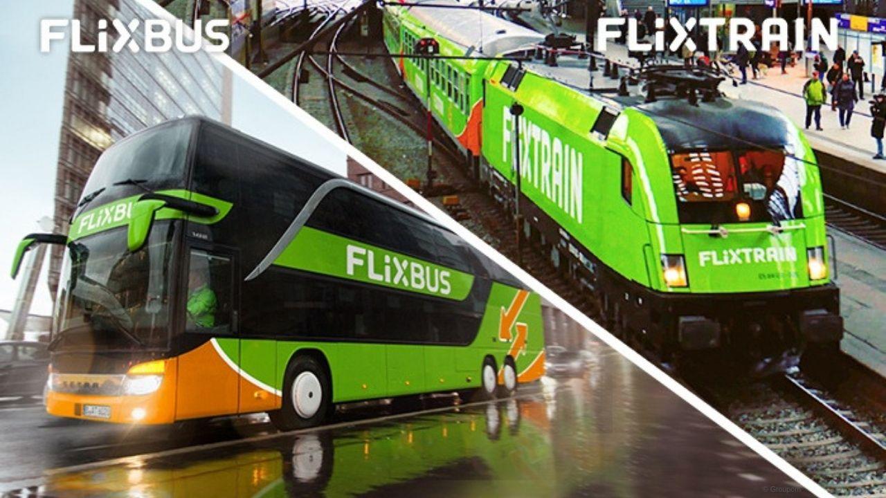 10% Gutschein für Flixbus und Flixtrain bei Buchung über App