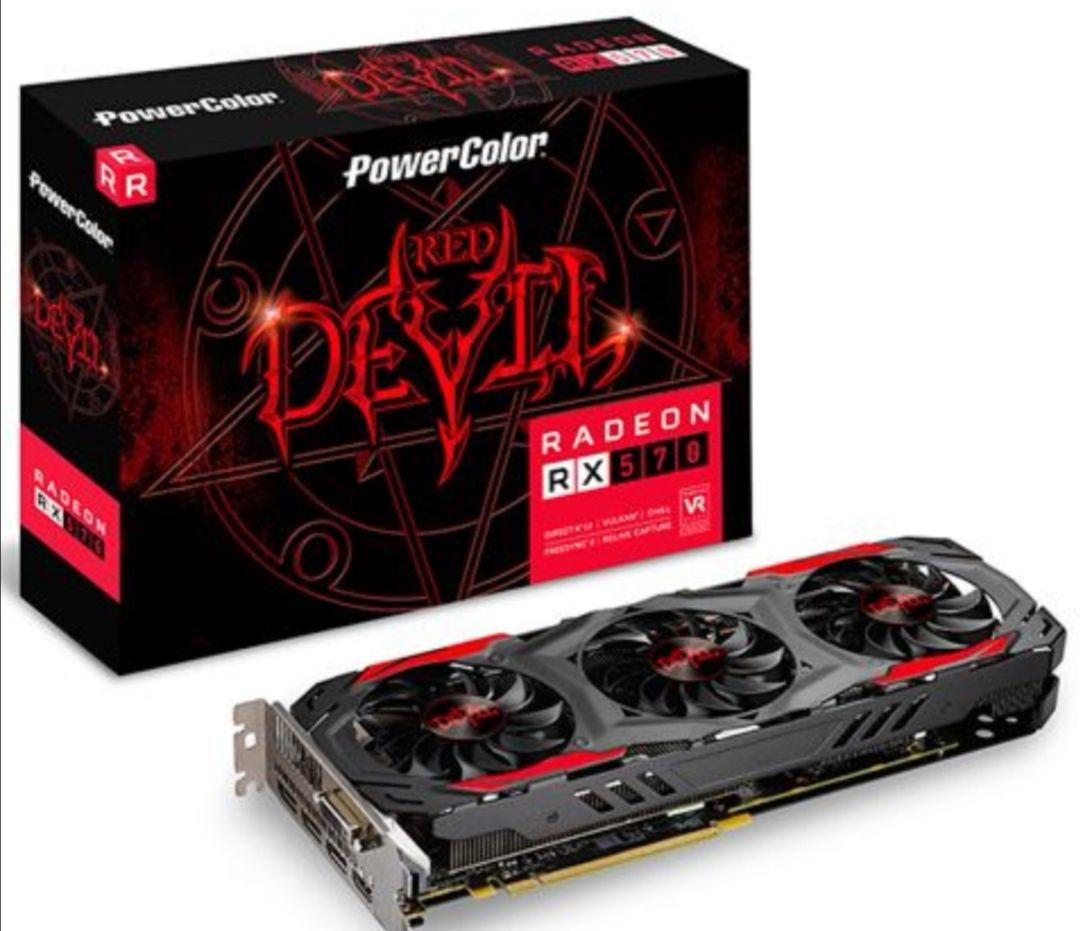 Red Devil RX 570 4gb