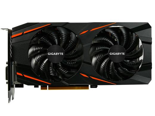 Gigabyte Radeon RX 580 Grafikkarte | 8G | OEM