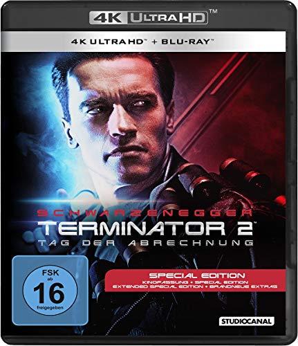 Terminator 2 - Tag der Abrechnung 4K Special Edition (4K UHD + Blu-ray) für 14,97€ (Amazon Prime Day)