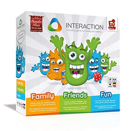 Familienspiel INTERACTION (Amazon Prime Day)