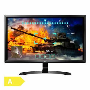 LG 27UD58-B 27 Zoll LED Monitor Ultra HD 4K Bildschirm 68cm IPS HDMI DisplayPort für 219,60€ inkl. Versandkosten mit ebay Plus