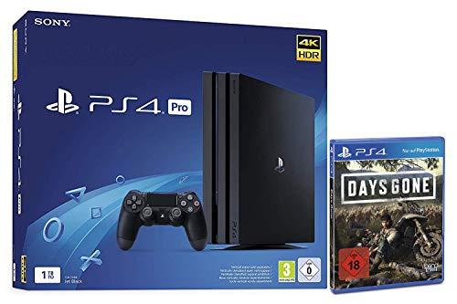 PS4 PRO mit Days Gone