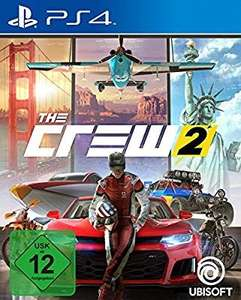 The Crew 2 - [PlayStation 4] [Real Marktabholung]