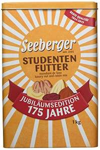 Seeberger Retrodose Studentenfutter