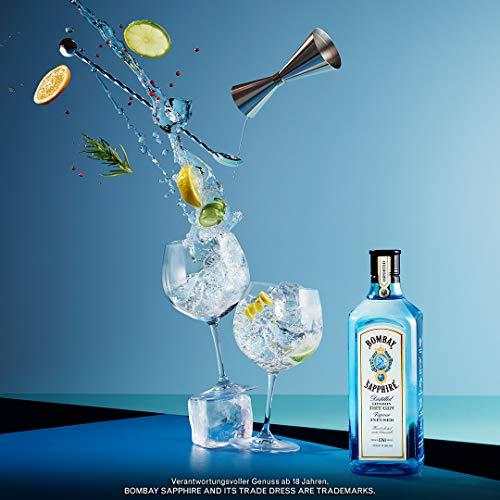 [Amazon Prime] Bombay Sapphire London Dry Gin (1 x 1 l)