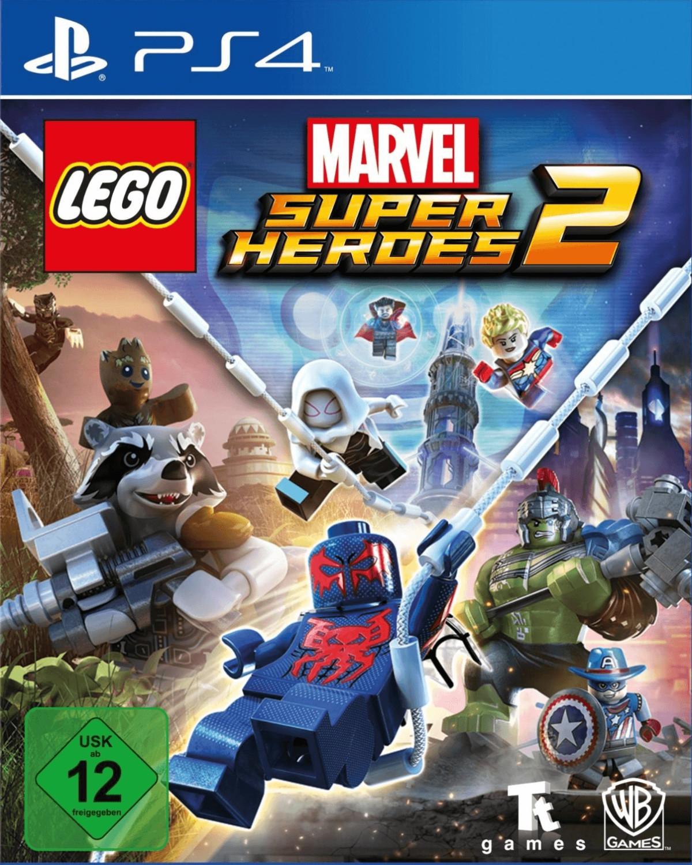 Lego Marvel Super Heroes 2 (PS4) für 17,99€ (Amazon Prime Day)