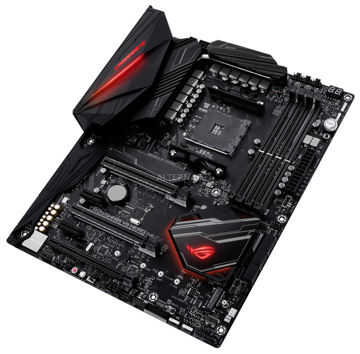 ASUS Mainboards mit bis zu 35 Euro Cashback, Chipsätze X570, X470 und B450