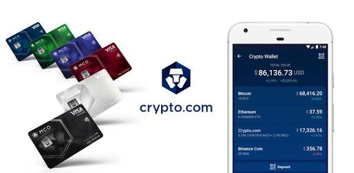 $50 Prämie (als ca. 10 MCO Token) bei Eröffnung einer crypto.com Wallet und Festanlage von 50 MCO - Bitcoin und Krypto in der Tasche