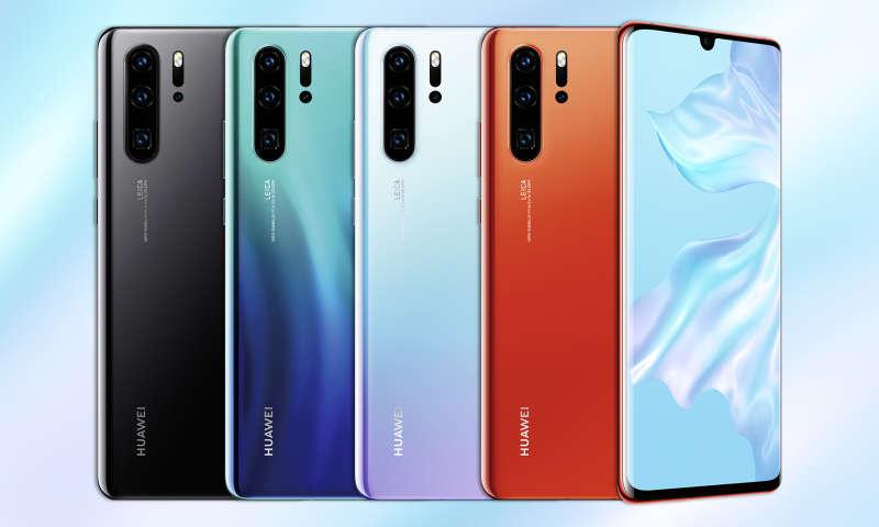 (gebraucht) Huawei P30 Pro Breathing Crystal/Aurora