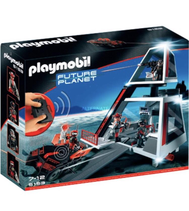PLAYMOBIL 5153 Darksters Tower Station, Konstruktionsspielzeug