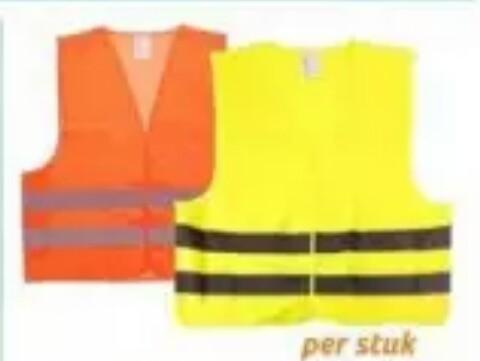 [Action] Warnweste, gelb oder orange, Einheizgröße, 118 Cent