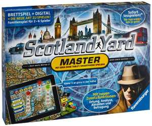 [Amazon Prime Days] Scotland Yard Master 20,99 / Scotland Yard 16,99