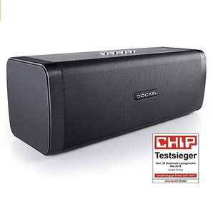 [Amazon Prime] DOCKIN D FINE Bluetooth Speaker für 104,95€ oder D FINE+ für 135,00€