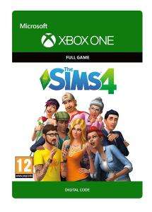 Die Sims 4 (Xbox One Download Code) für 3,88€ (Amazon UK Prime Day)
