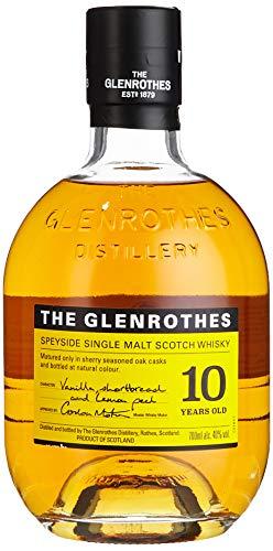 (Blitzangebot) The Glenrothes Speyside Single Malt Whisky 10yo. 31,18€ und 12yo. 33,60€