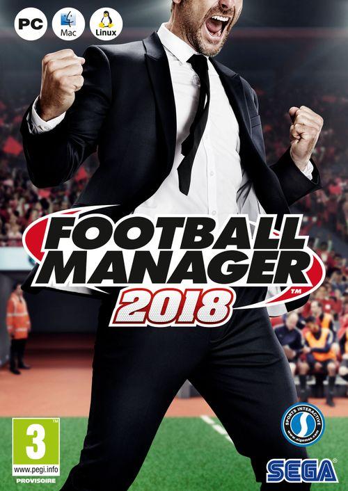 Football Manager 2018 (Steam) für 3,39€ (CDKeys)