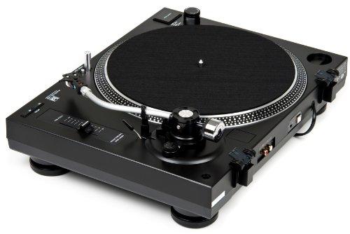 [Amazon Prime] Dual DTJ 301.1 USB Plattenspieler (33/45 U/min, Pitch-Control, Magnet-System, Nadelbeleuchtung, schwarz)