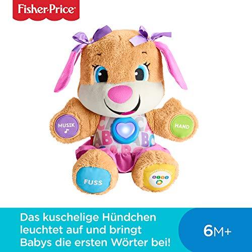 Fisher-Price FPP53 - Lernspaß Hundefreundin