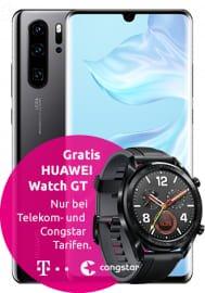 Huawei P30 Pro + Watch GT + PS Classic im Telekom Magenta Mobil S (11GB LTE) YOUNG und MagentaEINS 742,74€   P30 und Watch GT 572,74€