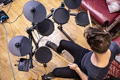 [Amazon Prime] Alesis Turbo Mesh elektronisches Schlagzeug