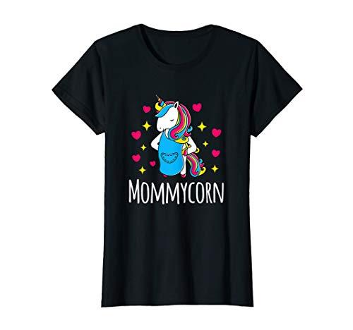 Damen MOMMYCORN T-Shirt [Amazon]