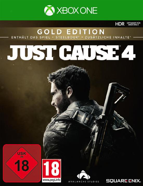 Just Cause 4 Gold Edition (Xbox One) für 19,99€ (GameStop)