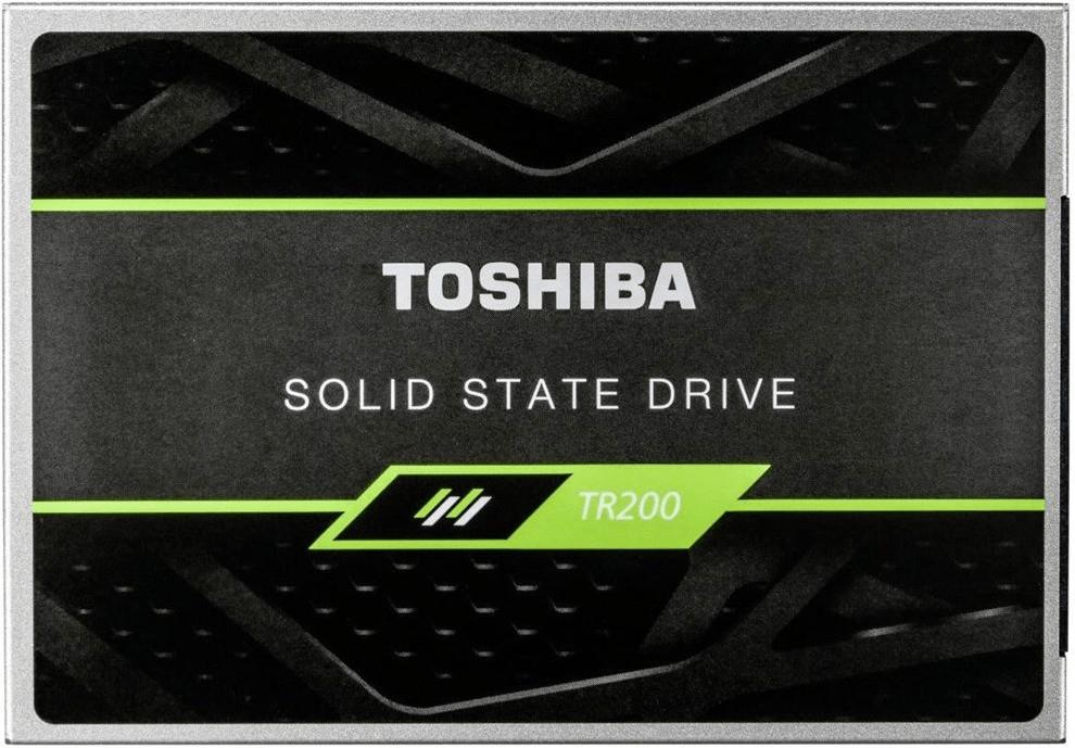 """Toshiba TR200 240GB SSD 2,5"""" SATA III für 25,95€ inkl. Versandkosten mit Masterpass"""
