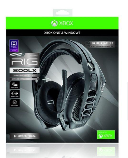 Plantronics RIG 800LX Atmos Xbox Gaming-Headset bei Expert.de