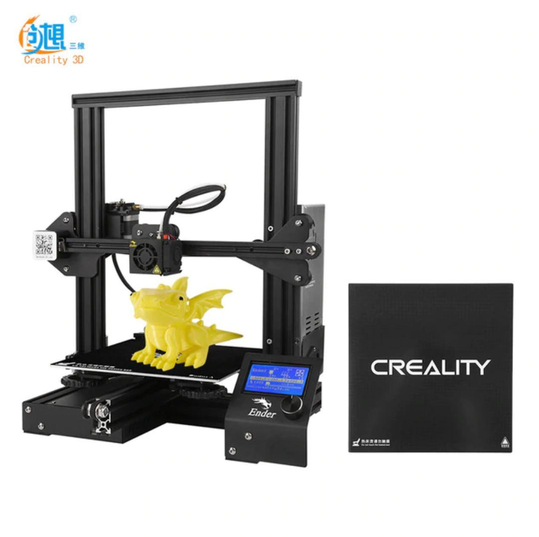 3D-Drucker Creality Ender 3 inkl. Filament aus EU-Lager [AliExpress]
