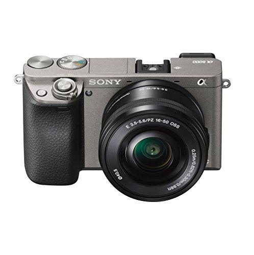 Amazon.es - Sony Alpha A6000 Grau + 16-50mm F3.5-5.6