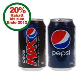 [ter Huurne in  NL; lokal] 20% Rabatt auf alle Dosen - z. B. Pepsi (normal, max,) für 23 Cent