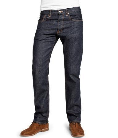 Straight Regular Jeans + Badeshorts für 18,11€ @H&M