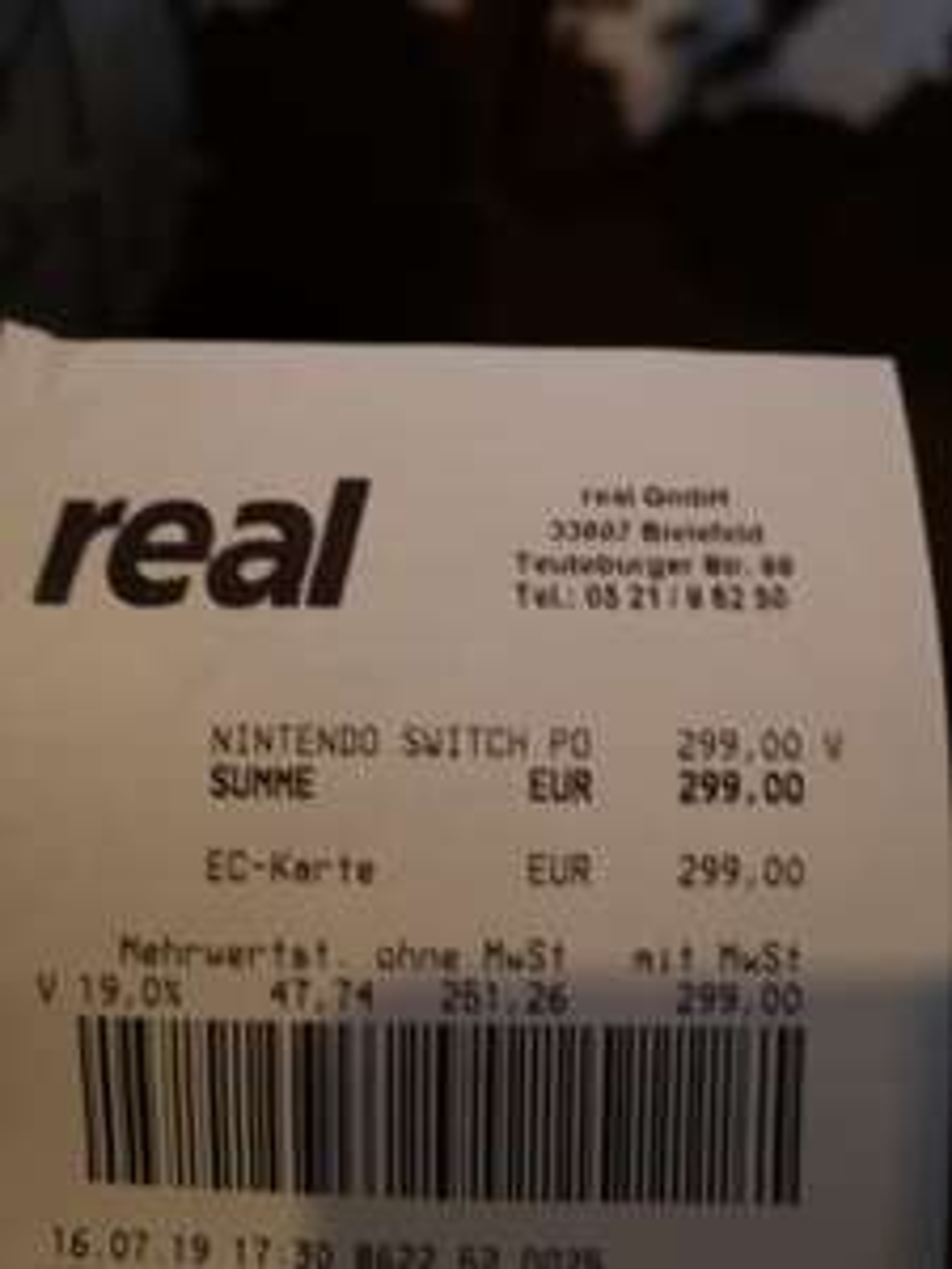 [Lokal(?)/Bielefeld] real: Nintendo Switch Let's Go Pokémon Bundle für 299€