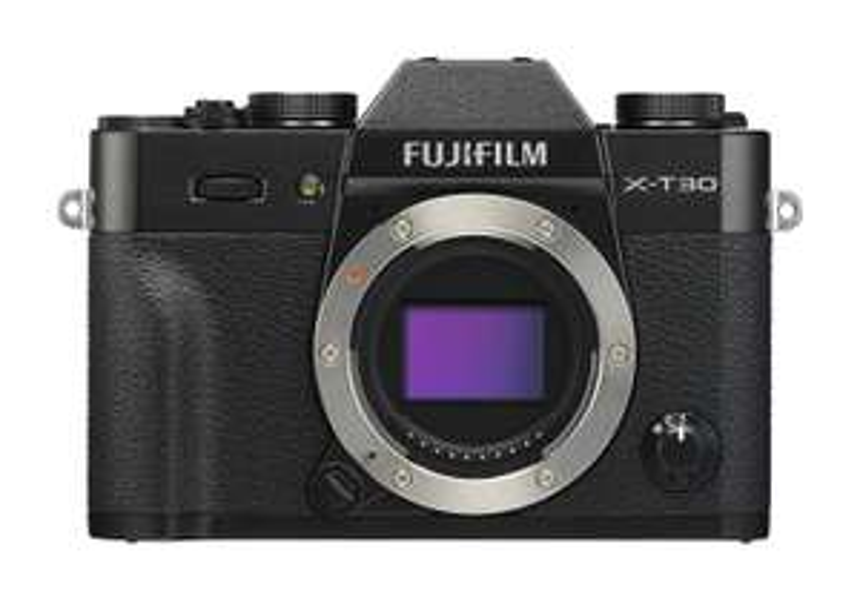 Fujifilm X-T30 Gehäuse schwarz (Verkäufer Amazon, aber Versandzeit 1-2 Mon)