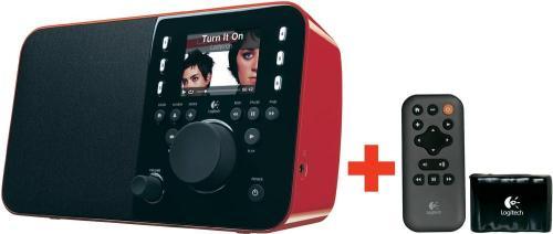 Squeezebox rot mit Ferbedienung für 113,45 Euro inkl. Versand bei digitalo.de