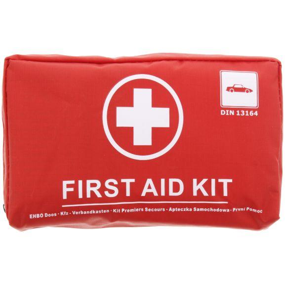 [Action] Auto Sicherheitsset 3,99€ und Verbandkasten DIN 13164 Erste-Hilfe-Tasche 4,99€